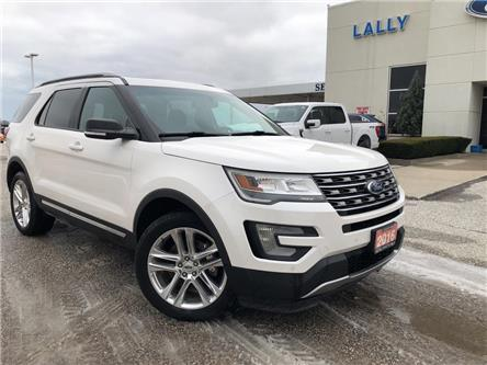 2016 Ford Explorer XLT (Stk: S10579A) in Leamington - Image 1 of 27
