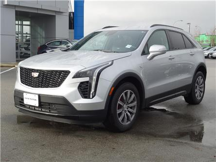 2021 Cadillac XT4 Sport (Stk: 1200960) in Langley City - Image 1 of 6