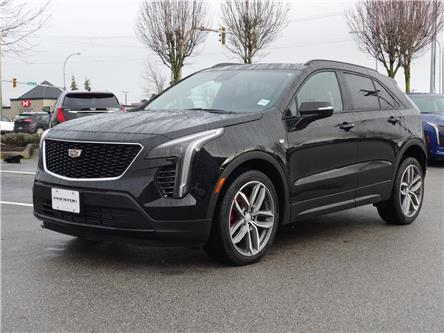 2021 Cadillac XT4 Sport (Stk: 1201320) in Langley City - Image 1 of 6