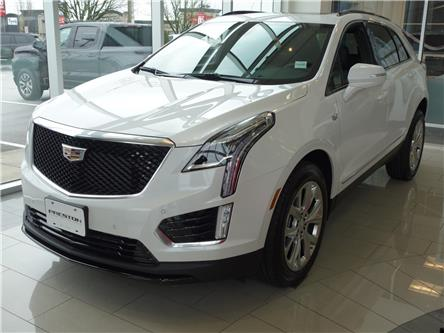 2021 Cadillac XT5 Sport (Stk: 1201910) in Langley City - Image 1 of 6