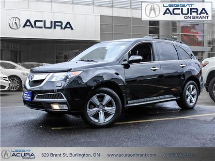 2012 Acura MDX Technology Package (Stk: 21106A) in Burlington - Image 1 of 27
