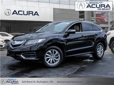 2017 Acura RDX Tech (Stk: 21112A) in Burlington - Image 1 of 27