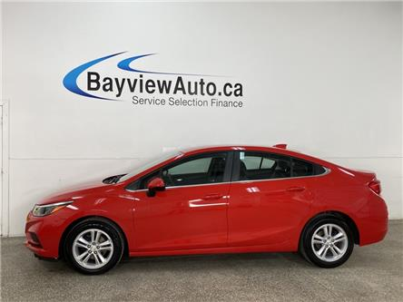 2017 Chevrolet Cruze LT Auto (Stk: 37183J) in Belleville - Image 1 of 26