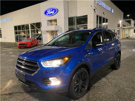 2019 Ford Escape Titanium (Stk: 2061007A) in Vancouver - Image 1 of 27