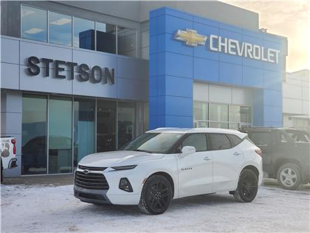 2021 Chevrolet Blazer Premier (Stk: 21-049) in Drayton Valley - Image 1 of 14