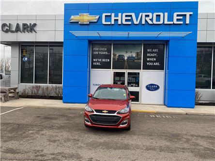 2021 Chevrolet Spark 1LT CVT (Stk: 21030) in Sussex - Image 1 of 7