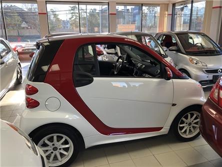 2015 Smart Fortwo Passion (Stk: ) in Ottawa - Image 1 of 13