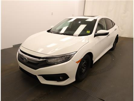 2017 Honda Civic Touring (Stk: 223534) in Lethbridge - Image 1 of 32