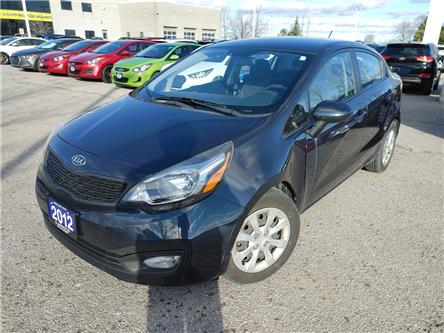 2012 Kia Rio LX (Stk: 20759A) in Clarington - Image 1 of 9