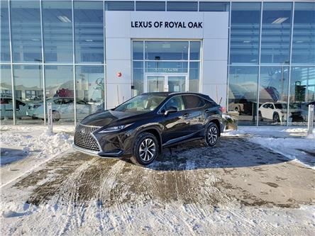 2021 Lexus RX 350 Base (Stk: L21159) in Calgary - Image 1 of 13