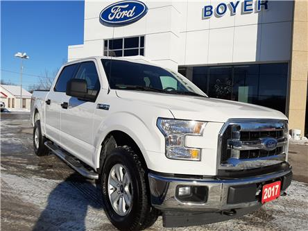 2017 Ford F-150 XLT (Stk: F2225A) in Bobcaygeon - Image 1 of 22