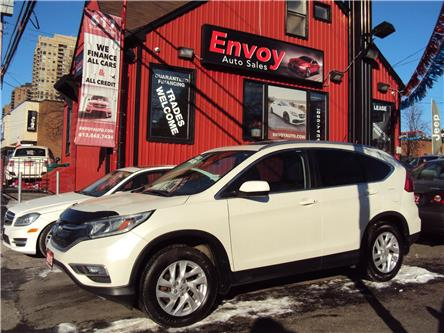 2015 Honda CR-V EX (Stk: ) in Ottawa - Image 1 of 30