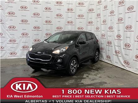 2021 Kia Sportage LX (Stk: 22738) in Edmonton - Image 1 of 21