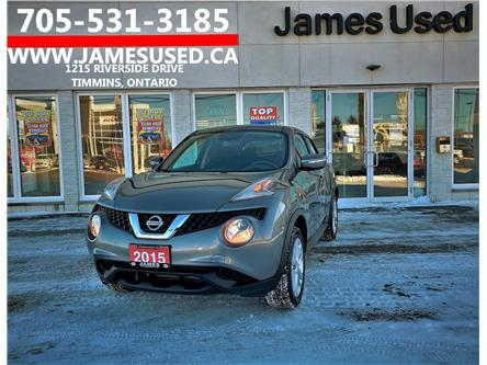 2015 Nissan Juke SV (Stk: N21111A) in Timmins - Image 1 of 14