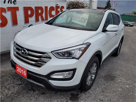 2016 Hyundai Santa Fe Sport 2.4 Luxury (Stk: 20-682) in Oshawa - Image 1 of 18