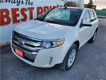 2014 Ford Edge SEL (Stk: 20-680) in Oshawa - Image 1 of 14