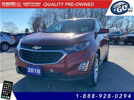 2018 Chevrolet Equinox LT (Stk: L-4439) in LaSalle - Image 1 of 27