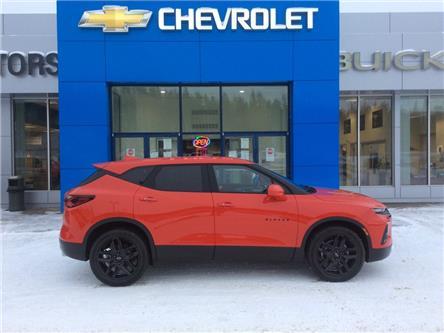 2021 Chevrolet Blazer LT (Stk: 7210620) in Whitehorse - Image 1 of 19