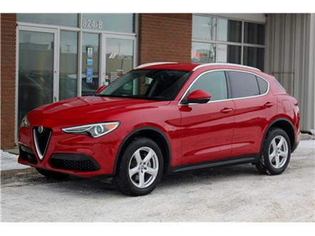 2018 Alfa Romeo Stelvio Base (Stk: B64887) in Saskatoon - Image 1 of 27