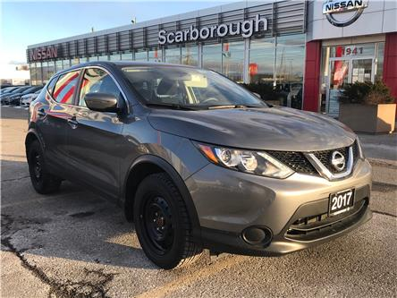 2017 Nissan Qashqai S (Stk: Y20236A) in Scarborough - Image 1 of 8