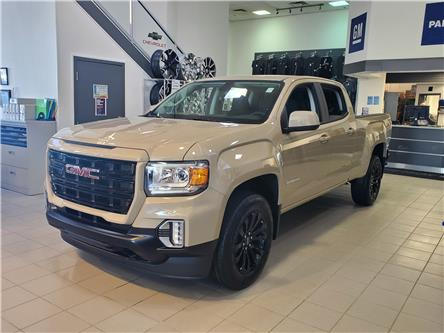 2021 GMC Canyon Elevation (Stk: 21-052) in Drayton Valley - Image 1 of 11