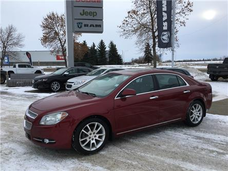 2010 Chevrolet Malibu LTZ (Stk: 20R15047A) in Devon - Image 1 of 9