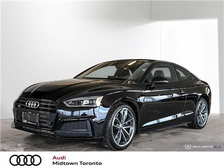 2019 Audi S5 3.0T Progressiv (Stk: P8608) in Toronto - Image 1 of 25