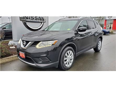 2016 Nissan Rogue S (Stk: U0117) in Courtenay - Image 1 of 9