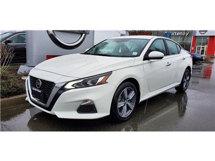 2021 Nissan Altima 2.5 SE (Stk: A2100) in Courtenay - Image 1 of 8