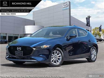 2021 Mazda Mazda3 Sport GX (Stk: 21-049) in Richmond Hill - Image 1 of 23