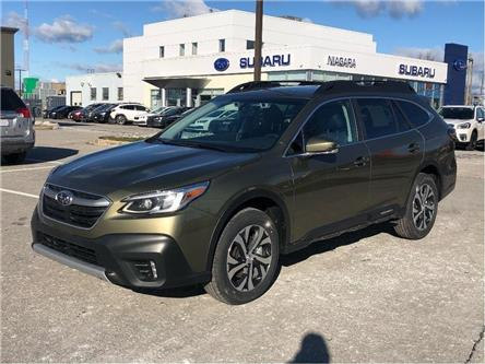 2021 Subaru Outback Limited (Stk: S5716) in St.Catharines - Image 1 of 15