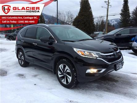 2016 Honda CR-V Touring (Stk: 9-8021-0) in Castlegar - Image 1 of 29