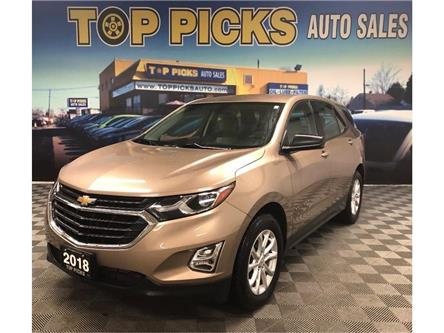 2018 Chevrolet Equinox LS (Stk: 220033) in NORTH BAY - Image 1 of 28