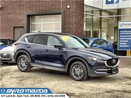 2019 Mazda CX-5 GX (Stk: 30107A) in East York - Image 1 of 28