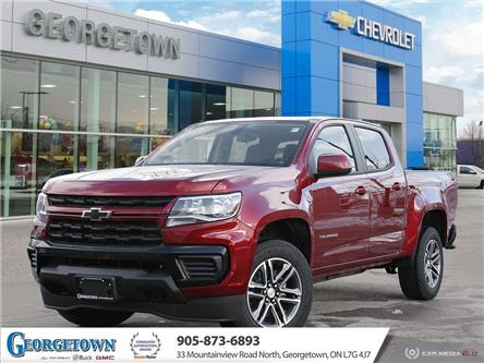 2021 Chevrolet Colorado WT (Stk: 32874) in Georgetown - Image 1 of 27