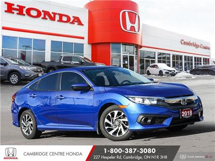 2018 Honda Civic SE (Stk: 21288A) in Cambridge - Image 1 of 27