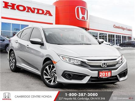 2018 Honda Civic SE (Stk: U5045) in Cambridge - Image 1 of 27