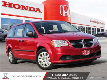 2015 Dodge Grand Caravan SE/SXT (Stk: 21240B) in Cambridge - Image 1 of 27