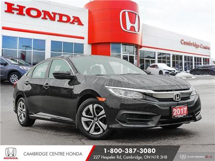 2017 Honda Civic LX (Stk: 21344A) in Cambridge - Image 1 of 27