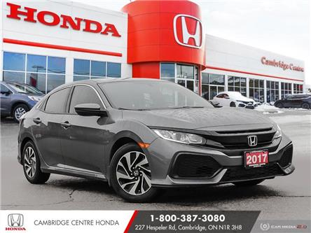 2017 Honda Civic LX (Stk: 21378A) in Cambridge - Image 1 of 27