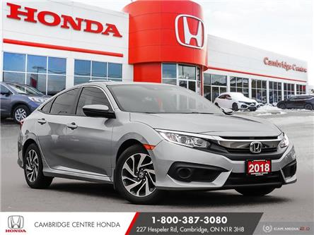 2018 Honda Civic SE (Stk: U5047) in Cambridge - Image 1 of 27