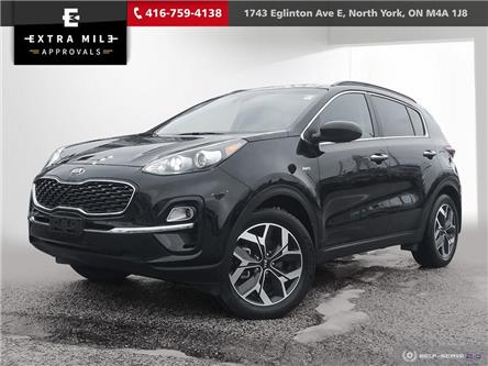 2020 Kia Sportage EX Premium (Stk: SP0615) in North York - Image 1 of 25