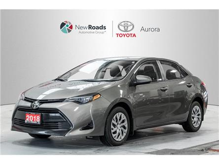 2018 Toyota Corolla LE (Stk: 6770) in Aurora - Image 1 of 17