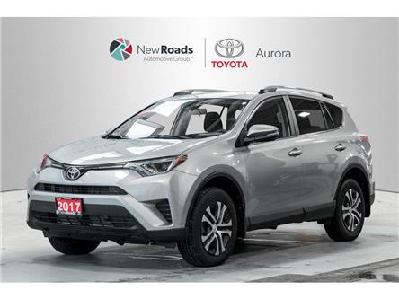 2017 Toyota RAV4 LE (Stk: 6776) in Aurora - Image 1 of 19