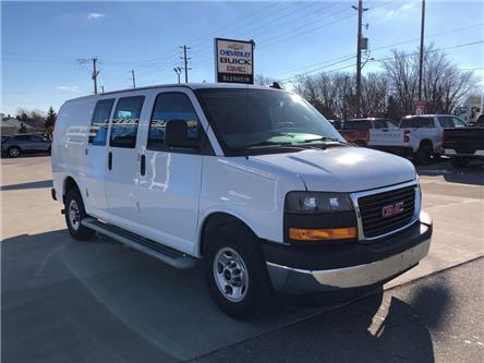 2019 GMC Savana 2500 Work Van (Stk: 0B121A) in Blenheim - Image 1 of 16
