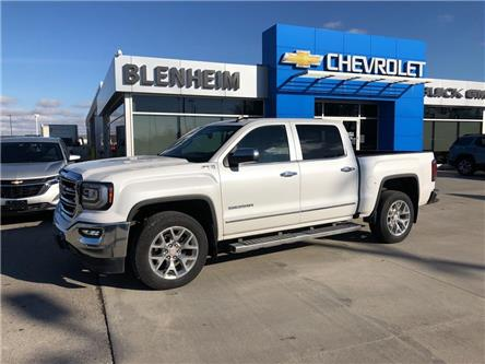 2018 GMC Sierra 1500 SLT (Stk: M071A) in Blenheim - Image 1 of 20