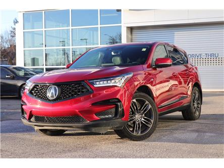 2019 Acura RDX A-Spec (Stk: P19310) in Ottawa - Image 1 of 24