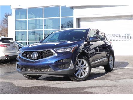 2019 Acura RDX Tech (Stk: P19464) in Ottawa - Image 1 of 26