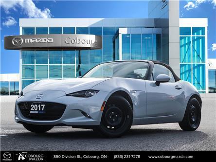 2017 Mazda MX-5 GX (Stk: 21011B) in Cobourg - Image 1 of 24