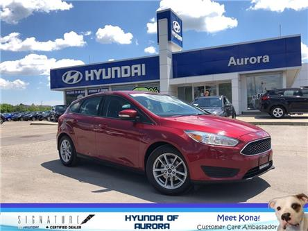 2015 Ford Focus SE (Stk: 5141) in Aurora - Image 1 of 20
